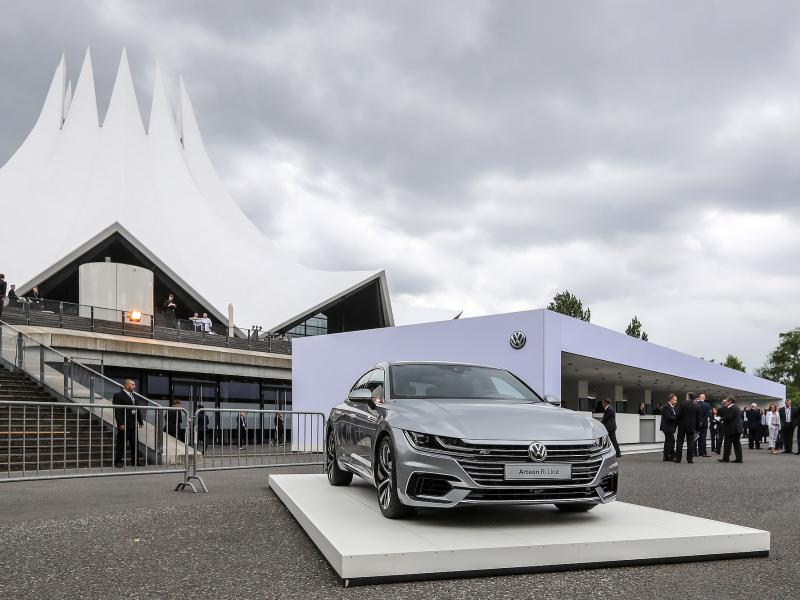 Volkswagen International Partner Meeting 2018